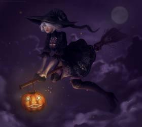 Halloween 2B