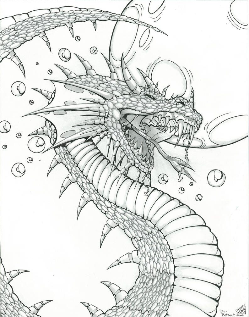 free fantasy art coloring pages - photo#18
