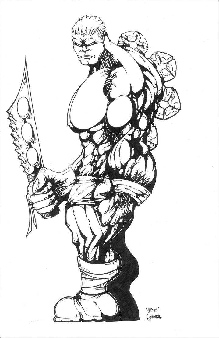 Silverback Inks by ICGREEN