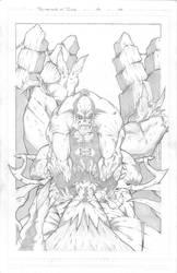Tartarus vs Tusk by ICGREEN