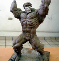 more Hulk vs Thor 2 by churichuro