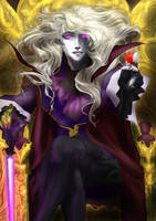 Prince of the Rose Palace by ObsidianTrance