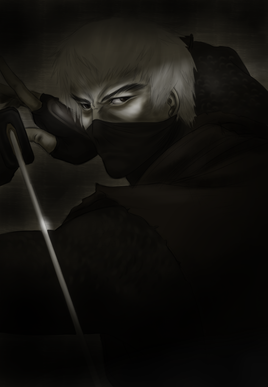 Tenchu Rikimaru By Obsidiantrance On Deviantart
