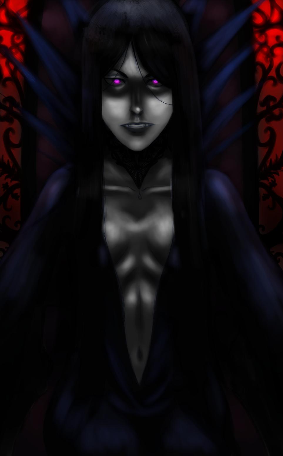 Dark Goddess Charon