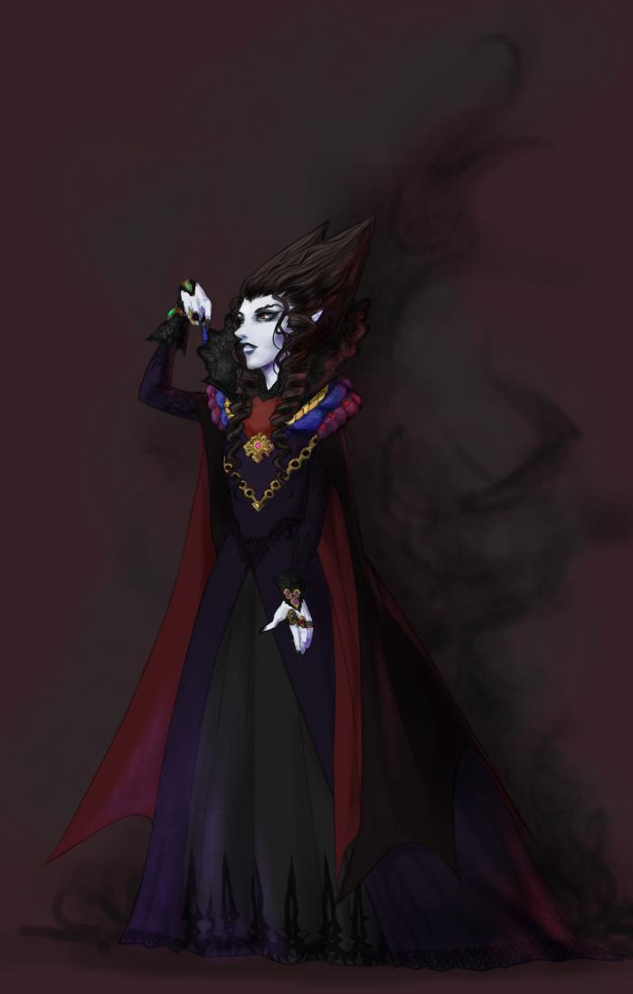 Ilinca Arcturus by ObsidianTrance