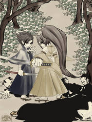 Kaminari no Musuko illustration