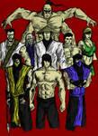 Mortal Kombat I