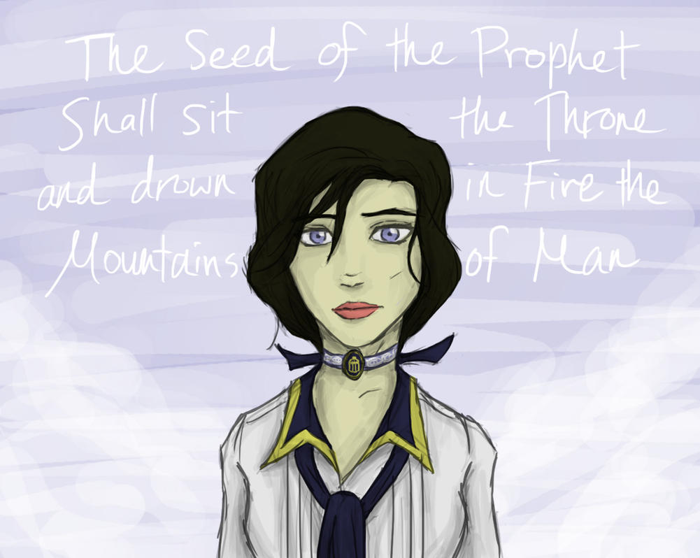 Elizabeth - The Seed of the Prophet by ArmandDj