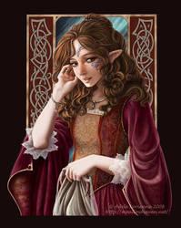 Royalty - Diana by Saimain