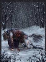 Blood on Snow by Saimain