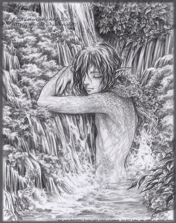 Waterfall by saimain