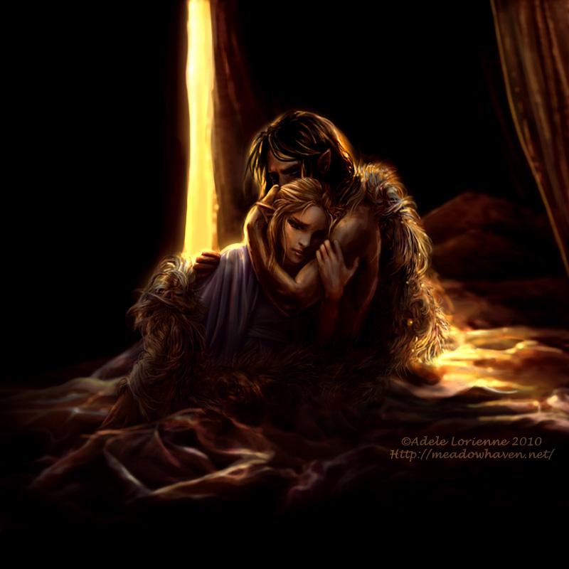 Eternity Awaits by Saimain