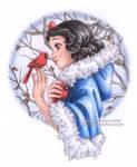 Snow White Winter