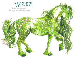 Verde by Saimain