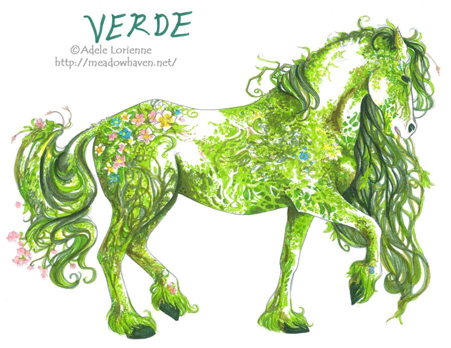 Verde by Saimain