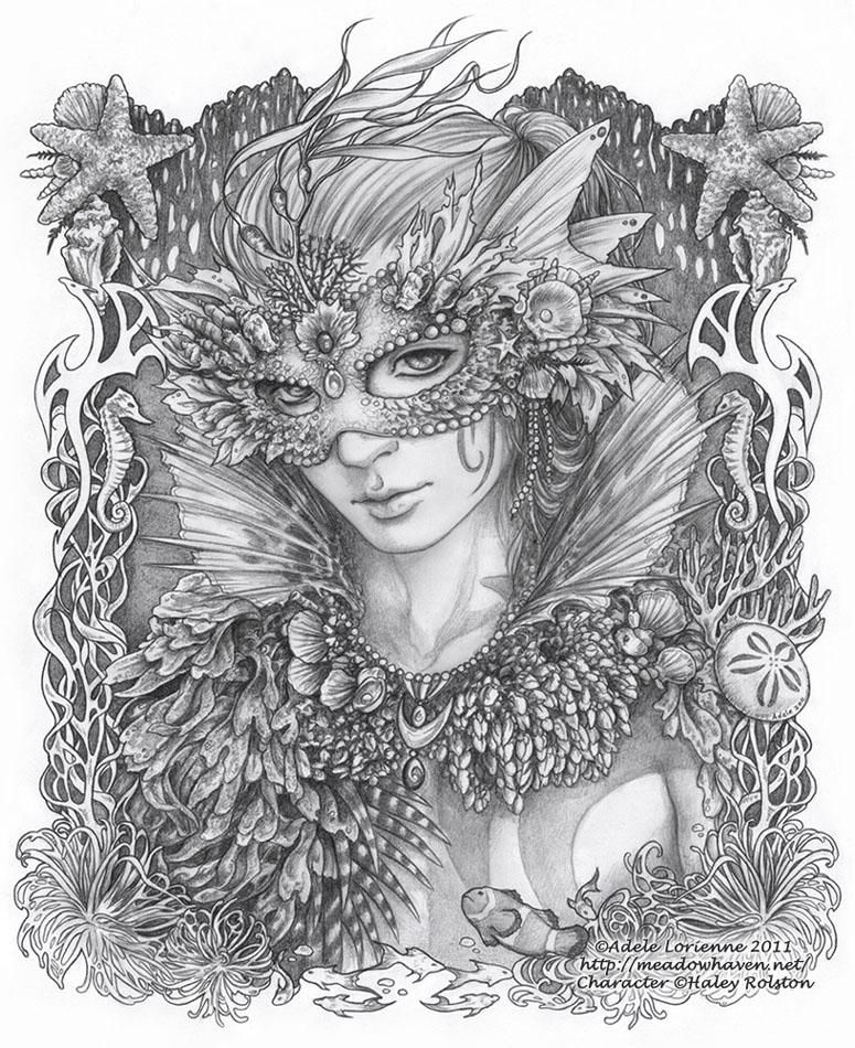 Masquerade: WhimSea by Saimain