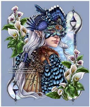Masquerade: Bluebird