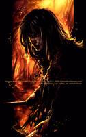Let It Burn by Saimain