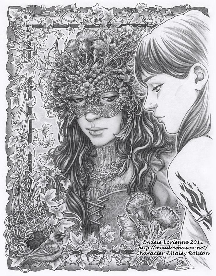 Masquerade Mirrors Keldera By Saimain On DeviantArt