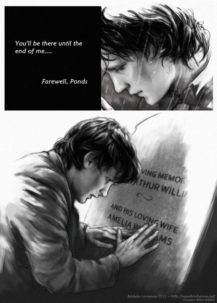 Farewell, Ponds by Saimain