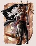 Elven pirate Meliawen