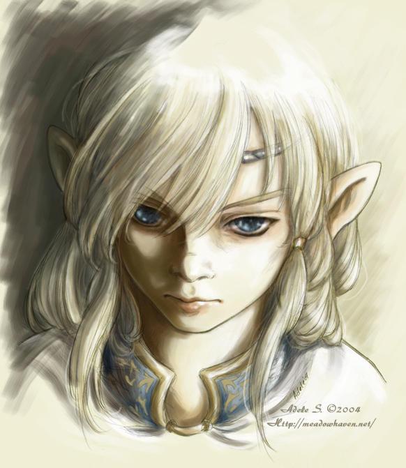Little prince by Saimain