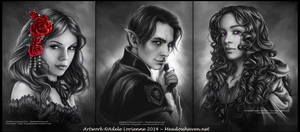 Commission Portraits -Set 8