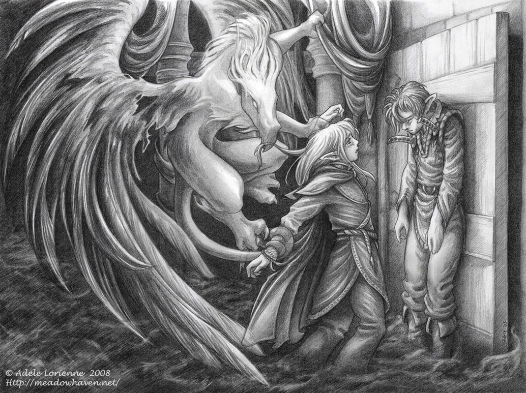 The Darkest Illusion by Saimain