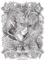Masquerade: Winged Grace