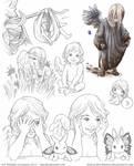 Elerus Sketchpage Commission 23