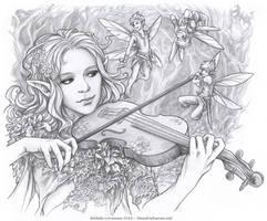 Fairy Dance by Saimain
