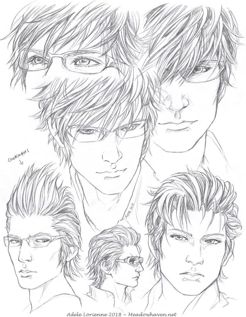 Ignis Sketchpage 2