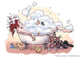 Axel's Bubblebath