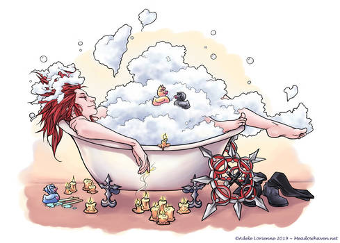 Axel's Bubblebath