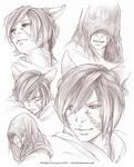 Raha Sketchpage