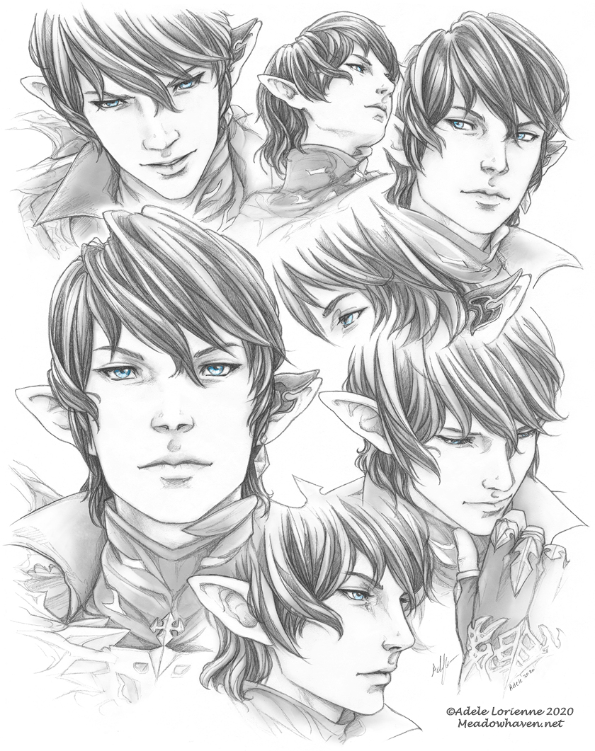 Aymeric Sketchpage