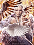 Bird of a Feather by Saimain