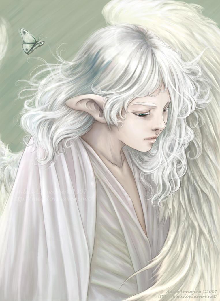 Little Wings by Saimain