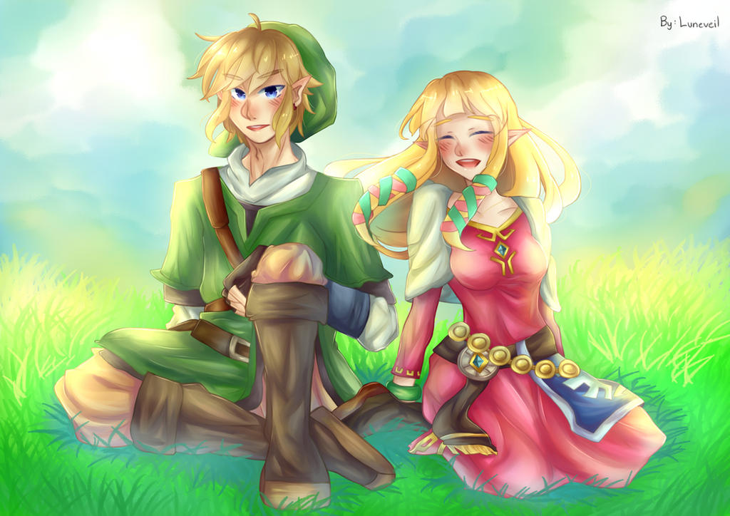 Zelink Skyward Sword by MuMuMui on DeviantArt Zelink Skyward Sword