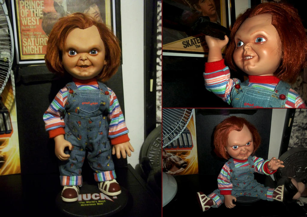 Sideshow Collectibles Childs Play Chucky Doll By Classics4life