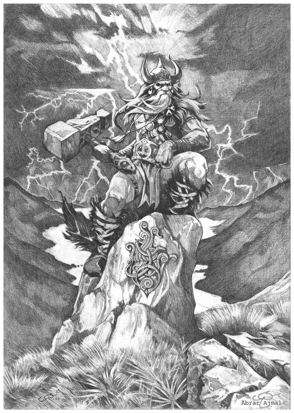 Thor by Abi909