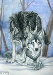 Commission - Chetan and Eleyne