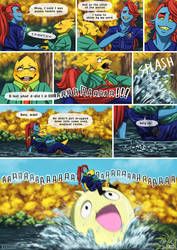 At The Village Pond - Part 6 (The End)