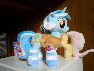 Lyra Heartstrings Plush Vest And Socks