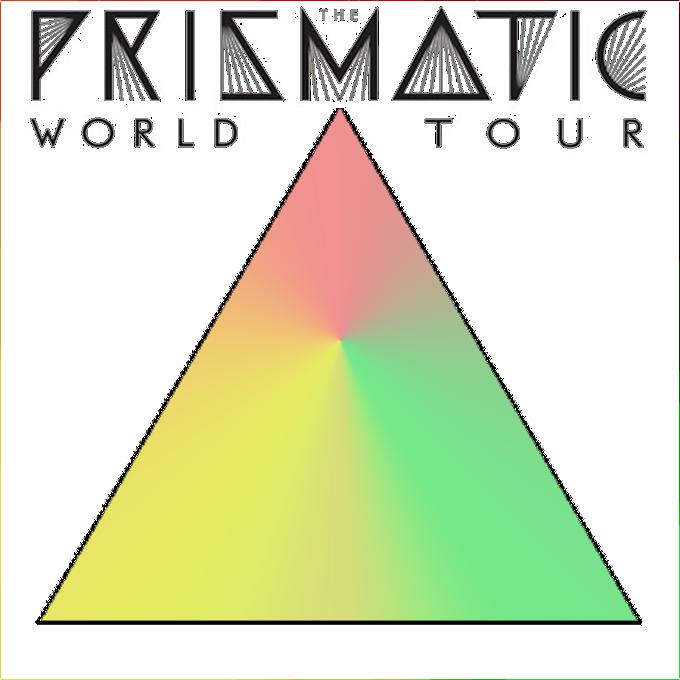 Prismatic World Tour Logo v2 design by Me by ...