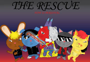 -The Rescue- by Wopter