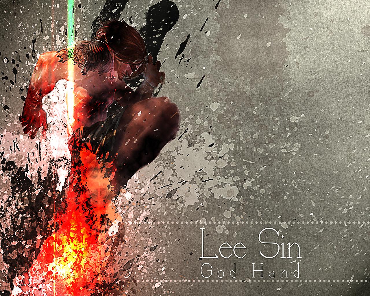 Lee Sin League Of Legends By Mex8 On Deviantart