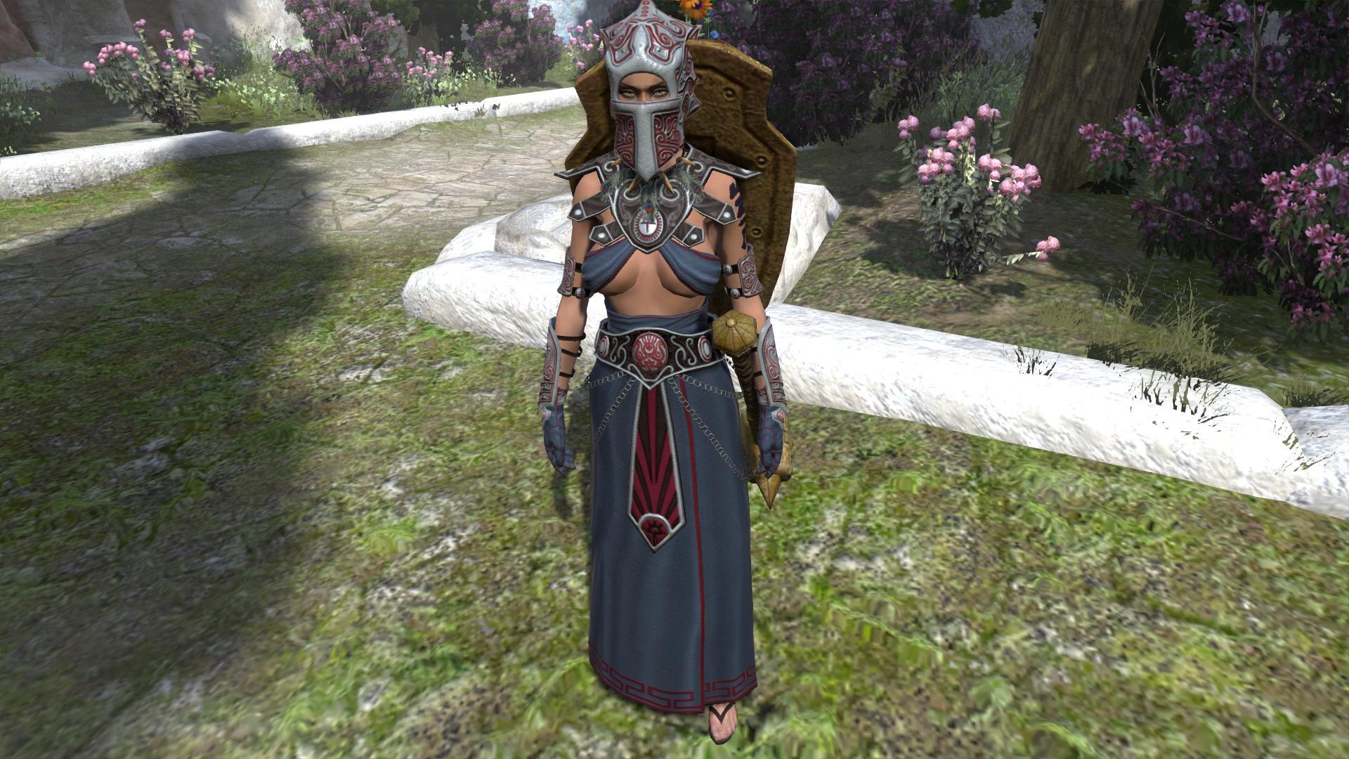 ... Priest of Mitra Tier 2 armour by tulx