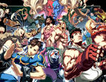 Street Fighter III Teaser