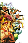 Street Fighter 25th anniversary tribute final
